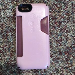 Speck card holder phone case for iPhone 6
